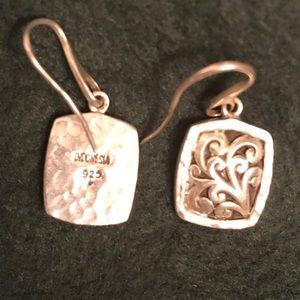 Lois Hill 925 Sterling Silver Earrings